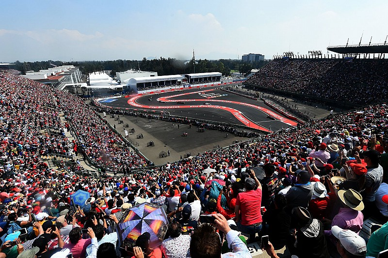 Мехіко збирається продати 120 тисяч квитків на Формулу 1