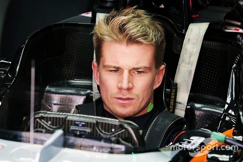 Force India no se interpondrá en el camino de Hulkenberg a Renault