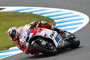 MotoGP Résumé d'essais libres EL1 - Dovizioso grille la politesse aux marques japonaises
