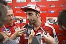 Ducati no confía en que Iannone reaparezca en Australia
