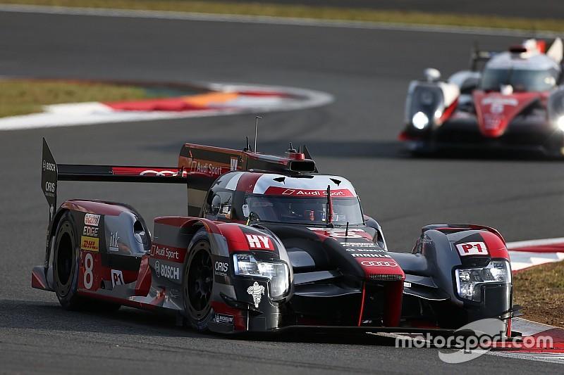 Qualifs - Audi d'un cheveu, Ford en force
