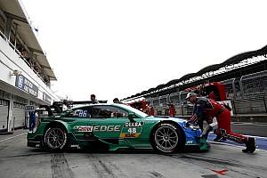 DTM News Schraube locker: Bremsprobleme bei DTM-Titelkandidat Mortara