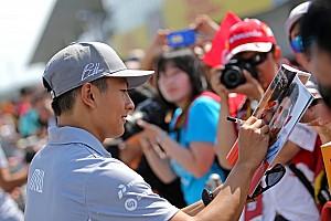 Formula 1 Special feature Aktivitas Rio Haryanto di GP Jepang