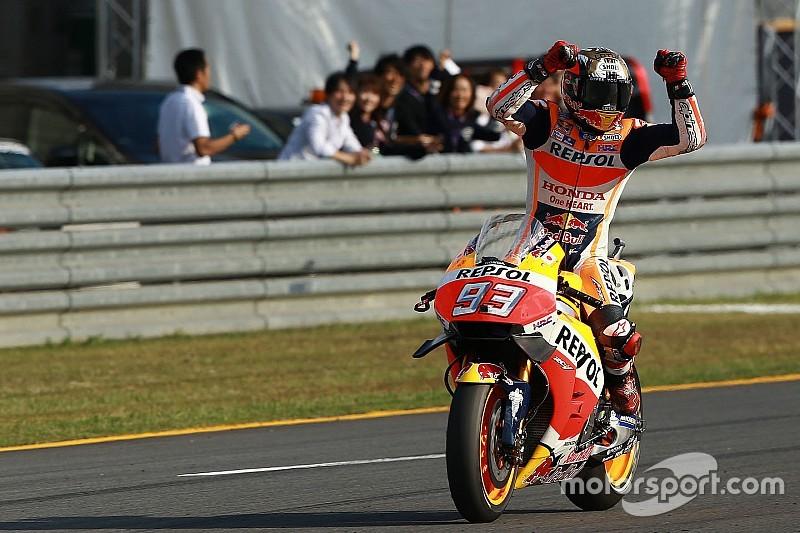 Championnat - Sacre pour Márquez, débâcle pour Yamaha