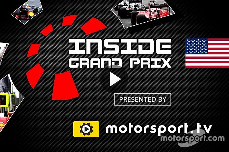 Журнал Inside Grand Prix: Остин