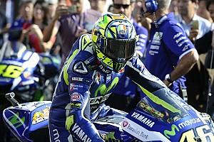 Rossi ungkap penyebab kekalahan Yamaha