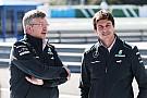 Brawn a quitté Mercedes car il n'avait pas confiance en Wolff et Lauda