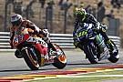 Márquez x Rossi: compare números aos 23 anos