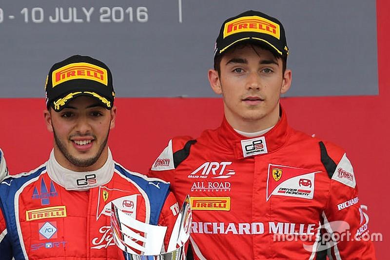 Vers un duo Leclerc-Fuoco chez Prema en 2017?