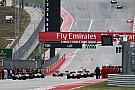 Гран Прі США: компроміс між аеродинамікою і потужністю