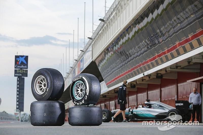 """Alonso: """"Los equipos que han probado las ruedas de 2017 tienen ventaja"""""""