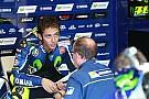 Rossi explique sa sanction par une incompréhension