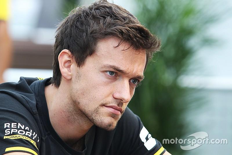 Палмер: Renault не дали шансу ні мені, ні Магнуссену