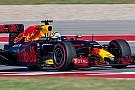 Verstappen y Riccardo, de acuerdo con dividir la estrategia para la carrera en Austin