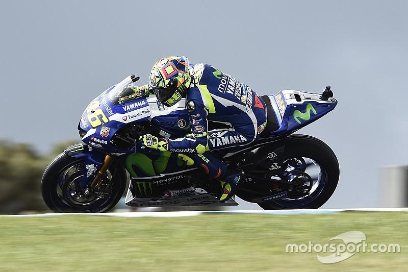 """Rossi: """"Na warm-up wist ik dat podium haalbaar was"""""""