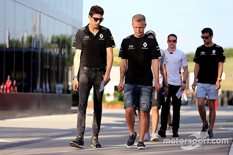 Магнуссен та Окон серед головних претендентів на місце в Renault