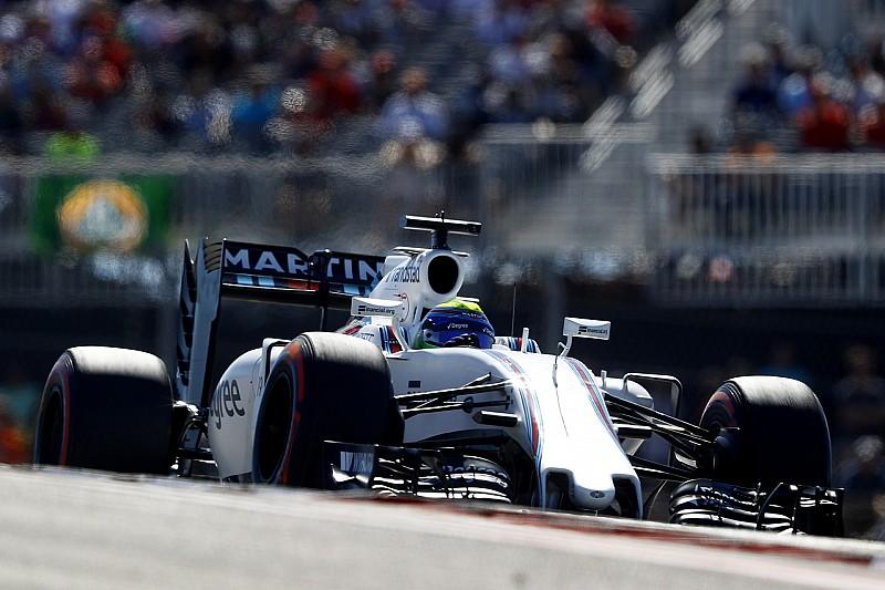 El responsable del incidente es Alonso, según Massa