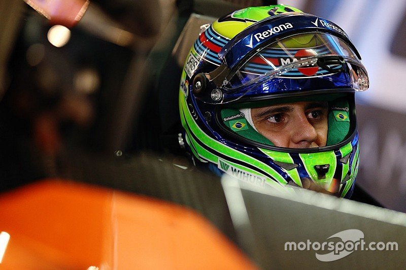 Massa masuk ke susunan pembalap Race of Champions