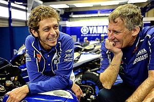 MotoGP Interview Burgess - Rossi doit viser la victoire et pas les podiums pour être champion