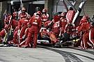 Arrivabene et les critiques contre Ferrari: