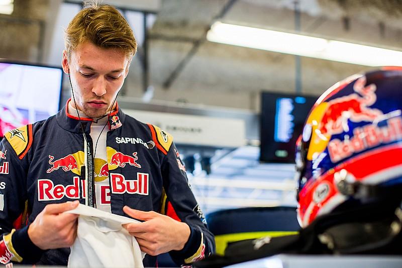 """Horner: """"Red Bull no podía tirar la toalla con Kvyat"""""""