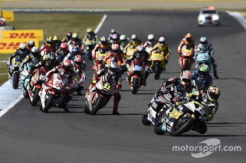 La FIM officialise les équipes inscrites en Moto2 et Moto3 pour 2017