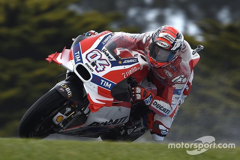 Ducati прагне зробити менш фізично вимогливий мотоцикл