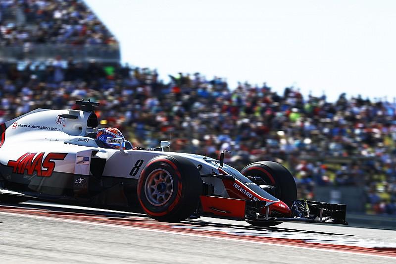 Haas-coureurs krijgen nieuw remmateriaal voor GP van Mexico