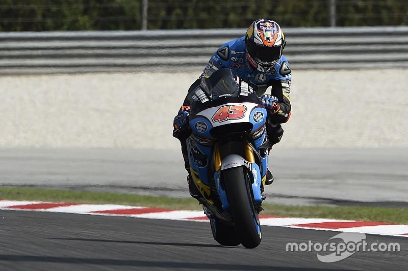 Миллер стал лучшим во второй тренировке Гран При Малайзии