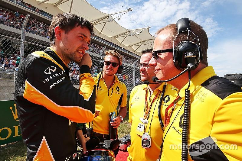 Палмер сподівається залишитись у Ф1 у разі звільнення з Renault