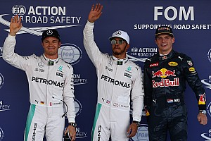 F1 排位赛报告 墨西哥大奖赛排位赛:汉密尔顿夺杆位,罗斯伯格抢回第一排
