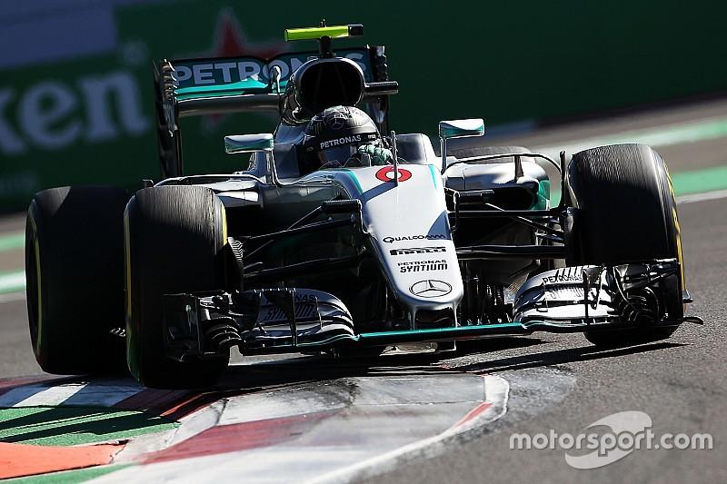 """Optimistische Rosberg: """"Ik zie genoeg kansen voor morgen"""""""