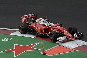 Формула 1 Новость Феттель рассчитывал в квалификации заработать старт с первого ряда