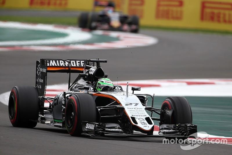 Hulkenberg espera el contraataque de Ferrari después de su mala clasificación