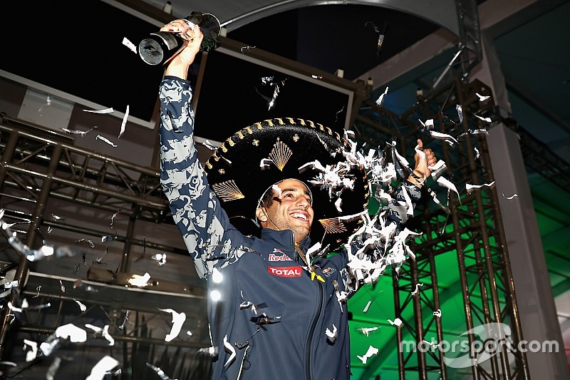 """Ricciardo: """"La sanción es justa, pero habría sido bueno subir al podio"""""""