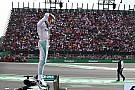 Hamilton como Alain Prost y otras estadísticas del GP de México