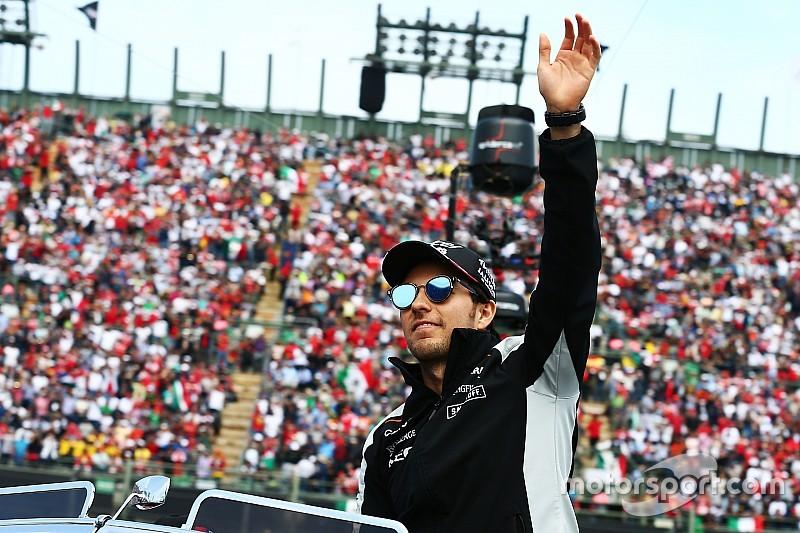 """Perez: """"Ik zat vast achter Massa door onze strategie"""""""