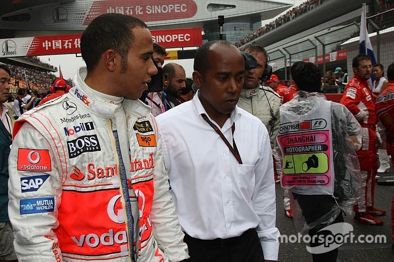 Hamilton se inspira en su derrota de 2007