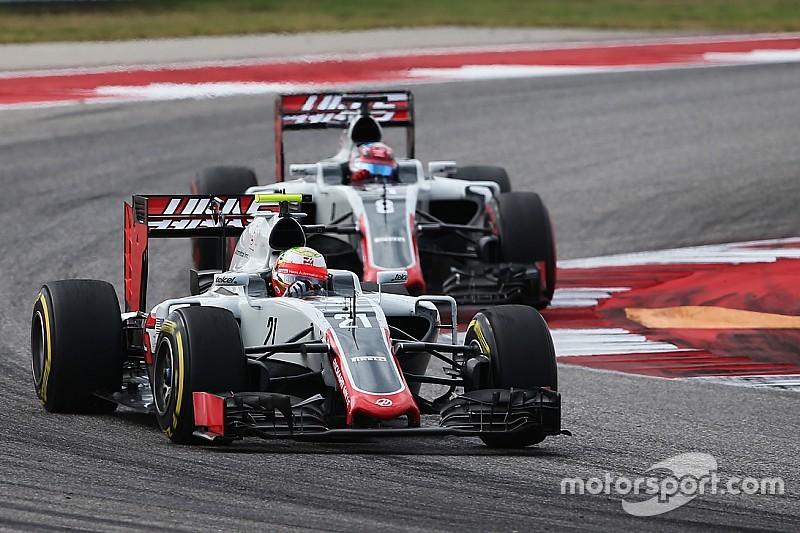 """F1-Neuling Haas hat """"ein bisschen"""" Entwicklungsrückstand für 2017"""