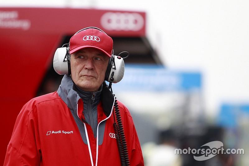 Ульрих оставит пост руководителя Audi Sport