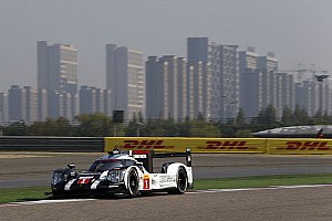 WEC Relato da corrida Webber vence em Xangai; 5º, di Grassi dá adeus a título
