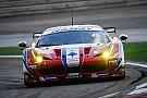 La Ferrari #83, reclassée, se rapproche du titre GTE Am