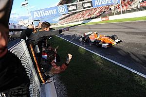Формула V8 3.5 Репортаж з гонки Діллманн вирвав титул у Делетраза в останній гонці сезону