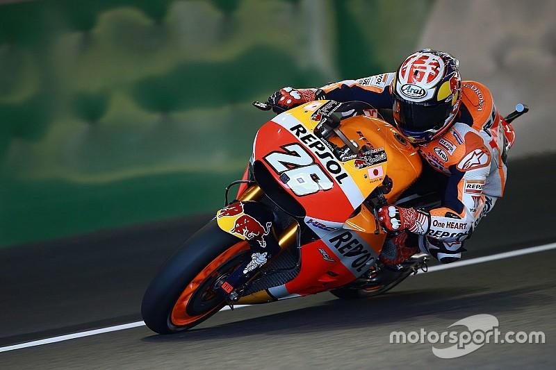 【MotoGPバレンシア】ペドロサ、最終戦バレンシアでのMotoGP復帰が決定