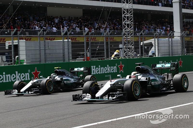Lowe yakin Hamilton dan Rosberg memiliki kondisi mesin yang sama