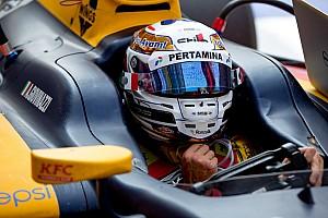 GP2 Noticias de última hora Giovinazzi decidirá su futuro hasta ganar el campeonato de GP2