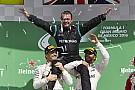 Lewis Hamilton ante uno de sus circuitos malditos: