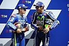 """Rossi: """"Vinales akan menjadi rival pertama saya"""""""