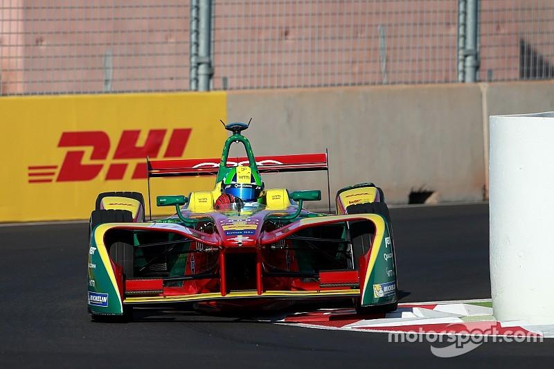 Formule E Marrakesh: Di Grassi verslaat Renault in eerste training