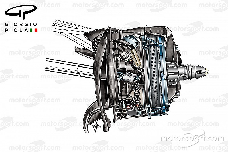 Аналіз: прототип гальм Mercedes 2017 року